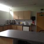 Villahe Hall Kitchen