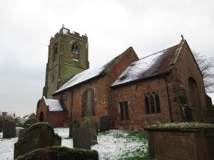 St Leonard's Church, Ryton-on-Dunsmore