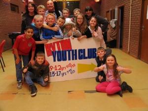 Youth Club Members