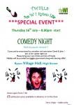 WI Comedy Night