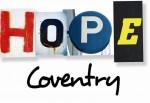 Coventry Winter Night Shelter - Hope Logo