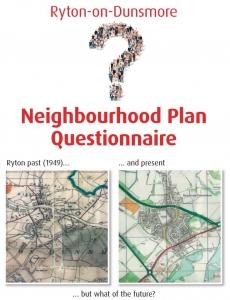 Neighbourhood Plan Questionnaire